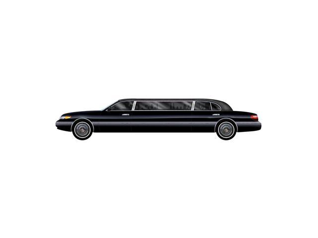 Beistle Home Festival Party Supplies Jointed Limo 6'