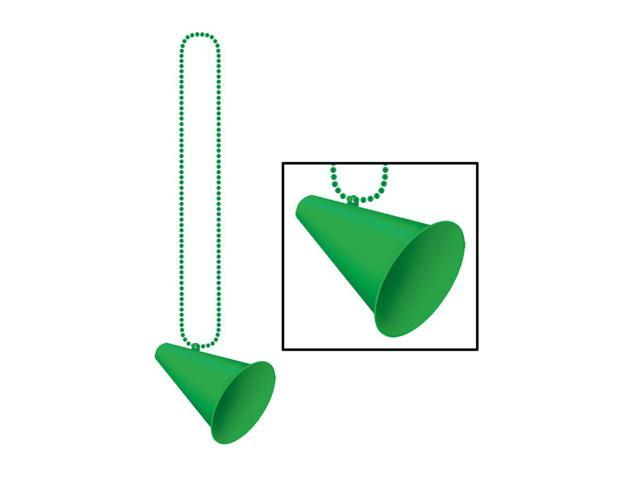 Beistle Home Festival Party Supplies Beads with Megaphone Medallion 33