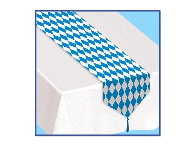 Beistle Home Festival Party Supplies Printed Oktoberfest Table Runner 11