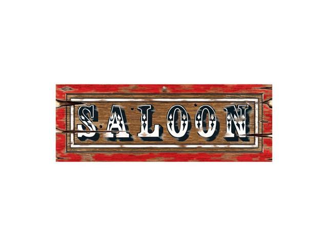 Beistle Home Festival Party Supplies Saloon Sign 8