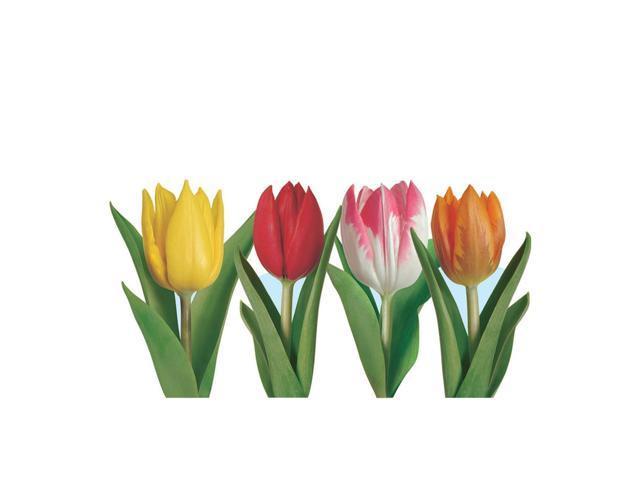 Beistle Home Festival Party Supplies Pkgd Tulip Cutouts 16