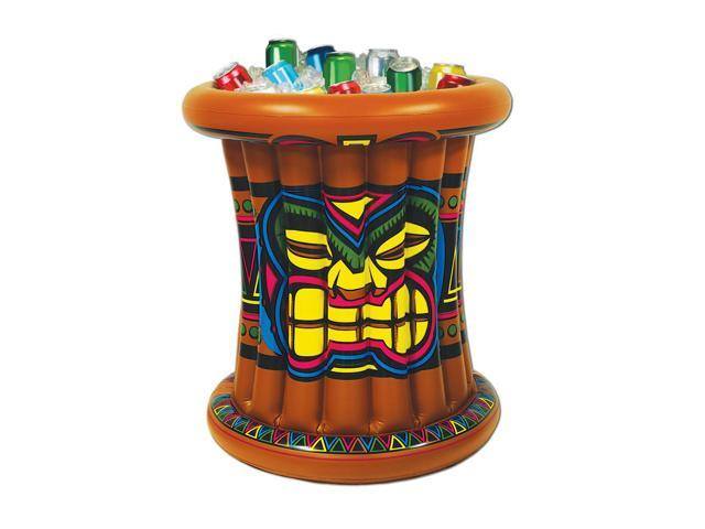 Beistle Home Party Supplies Inflatable Tiki Cooler 22