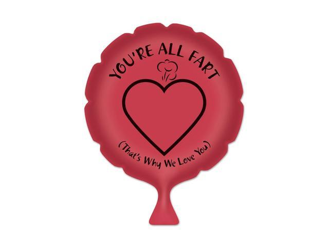 Beistle Home Decorations Party Supplies You're All Fart Whoopee Cushion 8