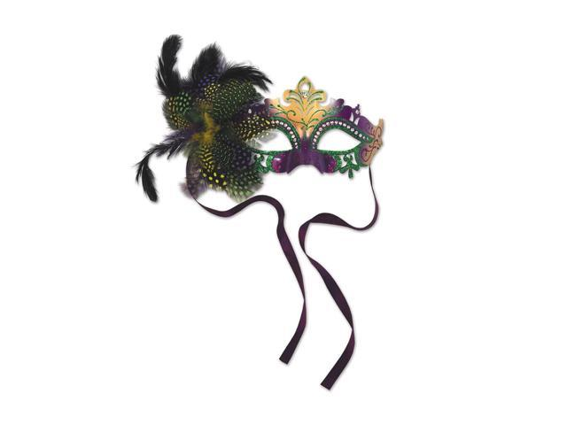 Beistle Home Decorations Party Supplies Metal Filigree Masquerade Mask 54227