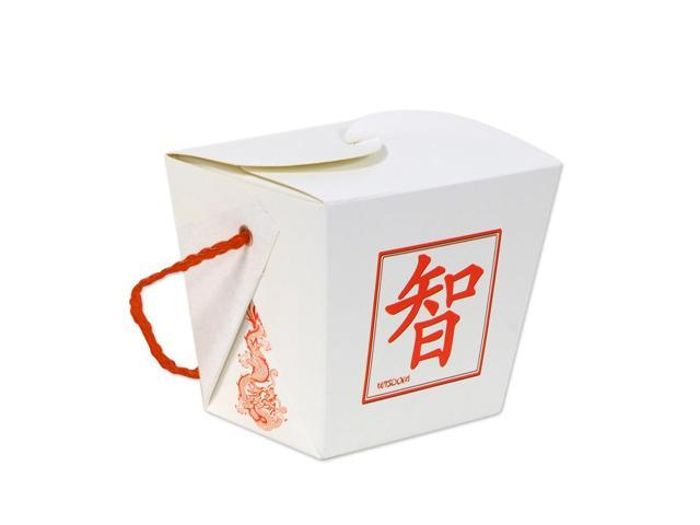 Beistle Home Decorations Party Supplies Asian Favor Box - Pint
