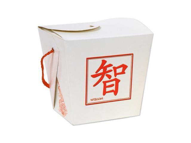 Beistle Home Decorations Party Supplies Asian Favor Box - Quart