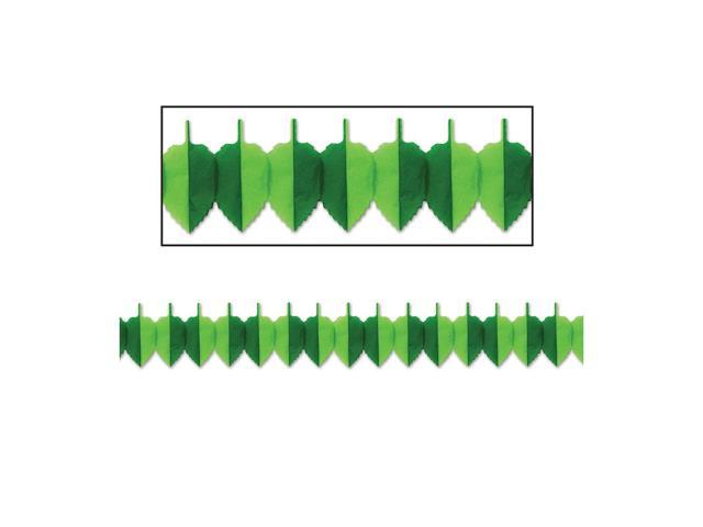 Beistle Home Decorations Party Supplies Spring Leaf Garland 7