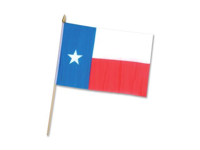 Beistle Home Decorations Party Supplies Texas Flag - Rayon 11