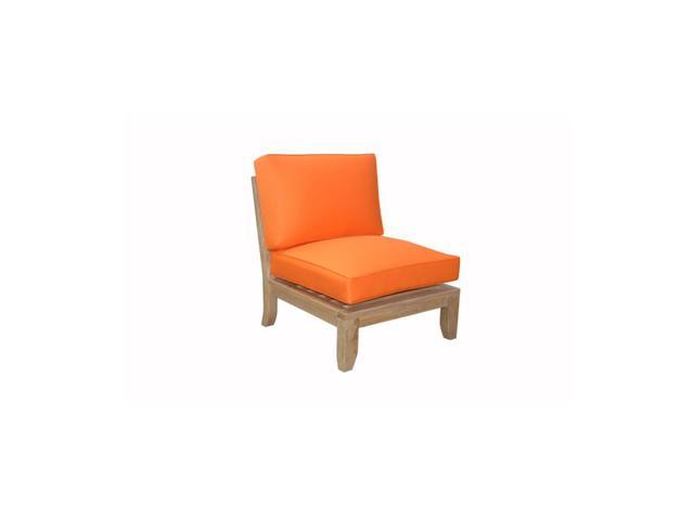 Anderson Teak Patio Lawn Furniture Luxe Center Modular