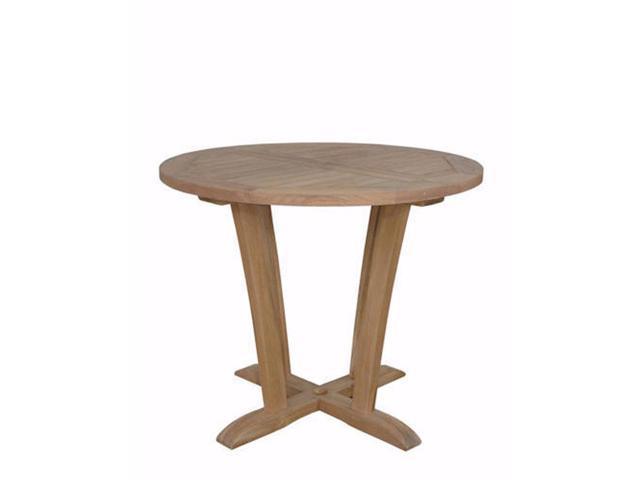 Anderson Teak Patio Lawn Furniture Descanso Bistro Table