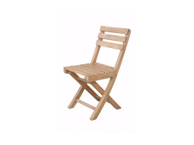 Anderson Teak Patio Lawn Furniture Alabama Folding Chair