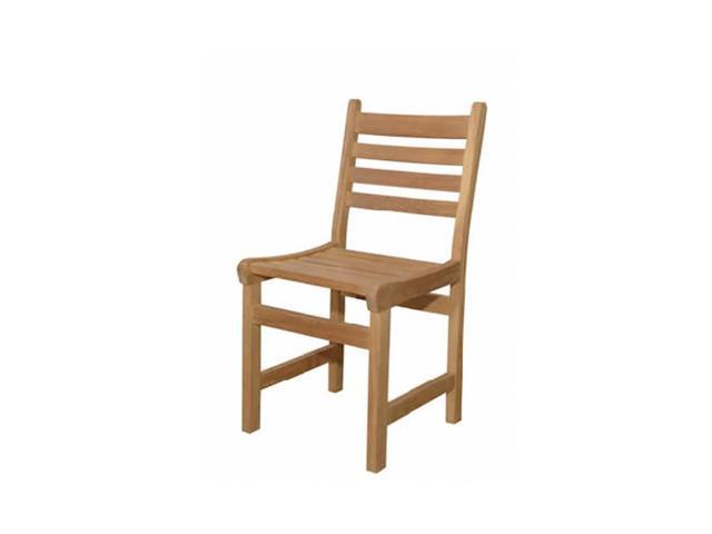 Anderson Teak Patio Lawn Furniture Windham Dining Chair