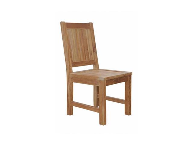 Anderson Teak Patio Lawn Furniture Chester Dining Chair