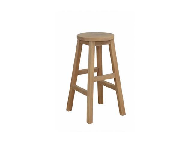 Anderson Teak Patio Lawn Furniture Alpine Round Counter Stool