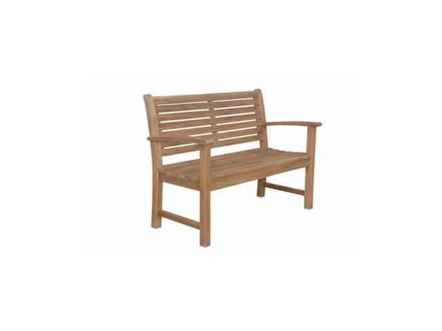 Anderson Teak Patio Lawn Furniture Victoria 48 2 Seater Bench