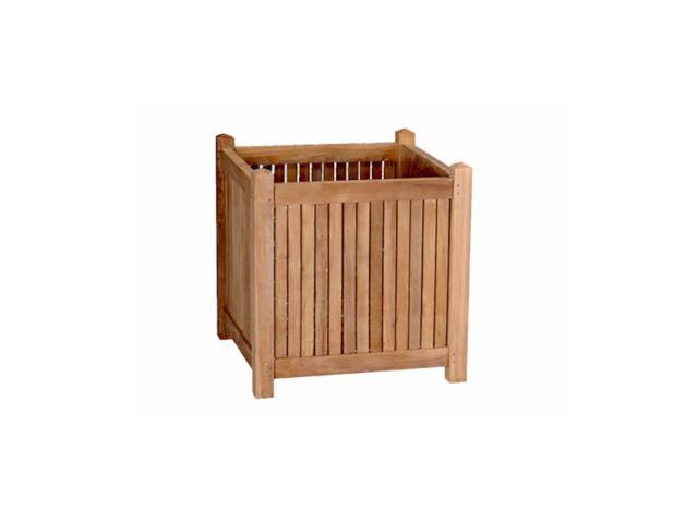 Anderson Teak Planter Box - PL-001