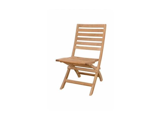 Anderson Teak Patio Lawn Furniture Andrew Folding Chair