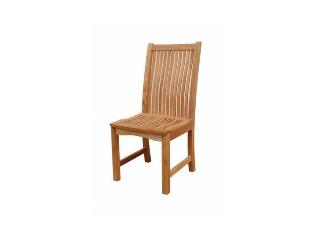 Anderson Teak Patio Lawn Furniture Chicago Chair