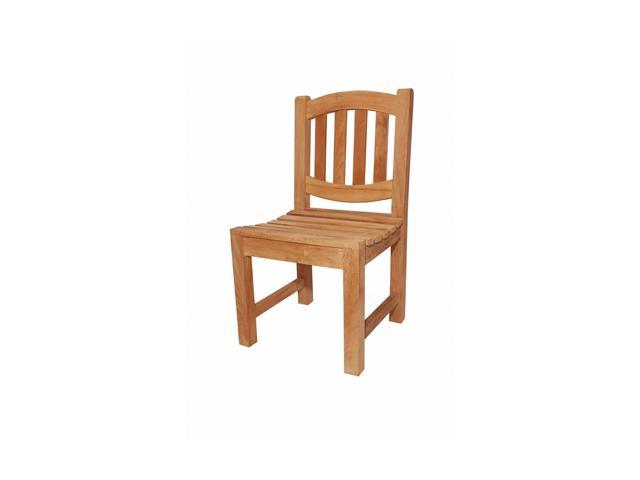 Anderson Teak Patio Lawn Furniture Kingston Dining Chair