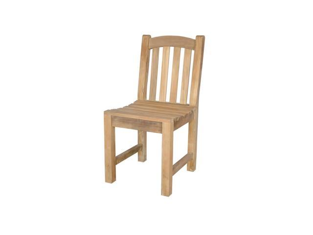 Anderson Teak Patio Lawn Furniture Chelsea Dining Chair