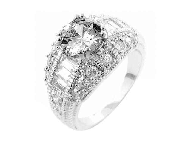 J Goodin Dannicka Engagement Ring Size 10