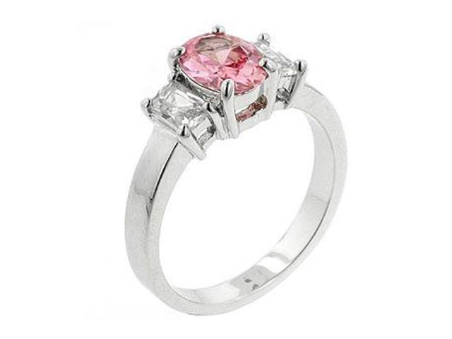 J Goodin Blossom Engagement Ring Size 8