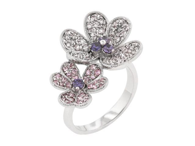 J Goodin Women Fashion Jewellery Blossom Fashion Ring Size 5