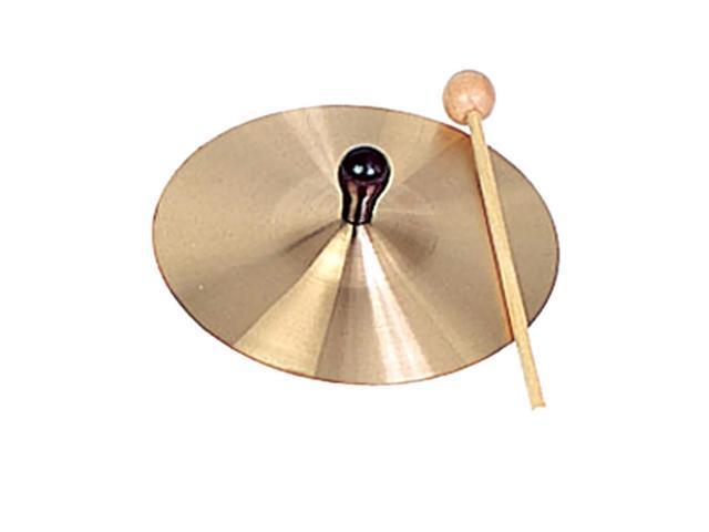 Rhythm Band Single 7 Cymbal Lg Knob With Ml