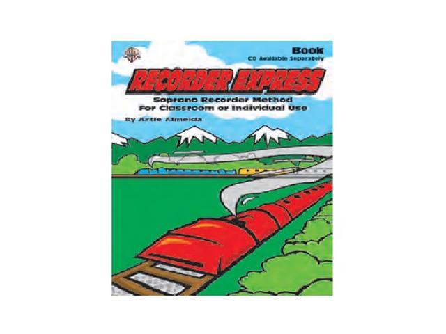 Rhythm Band Recorder Express Book
