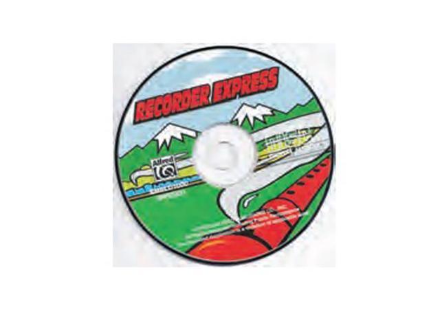 Rhythm Band Recorder Express Cd