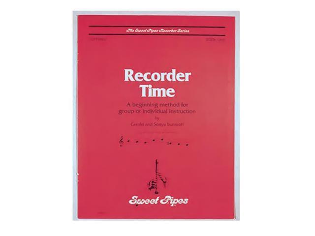Rhythm Band Recorder Time Book 1