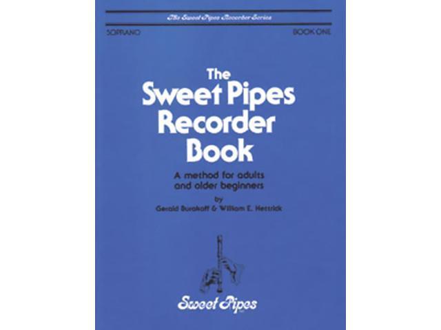 Rhythm Band Sweet Pipes Recorder Bk 1 Sop