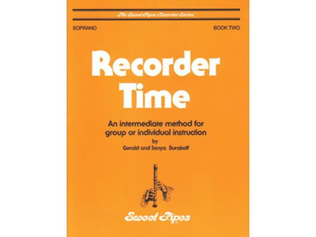 Rhythm Band Recorder Time Book 2