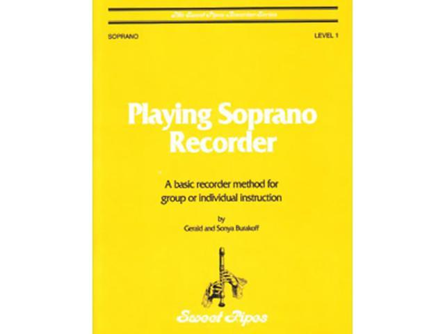 Rhythm Band Playing Sop Recorder Bk