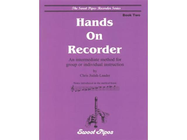 Rhythm Band Hands On Recorder Book Two