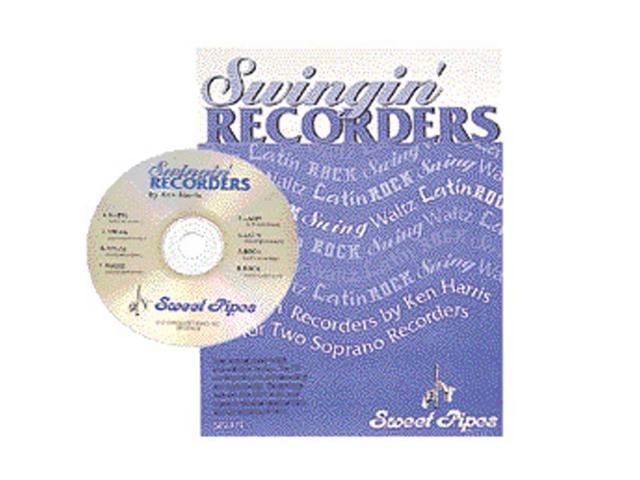 Rhythm Band Swingin Recorders Package