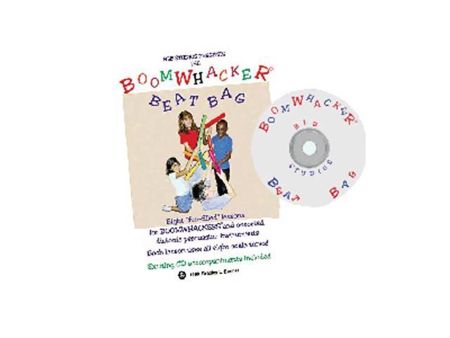 Rhythm Band Boomwhackers Beat Bag