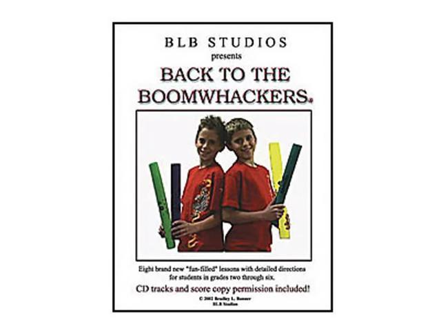 Rhythm Band Back To Boomwhackers Package