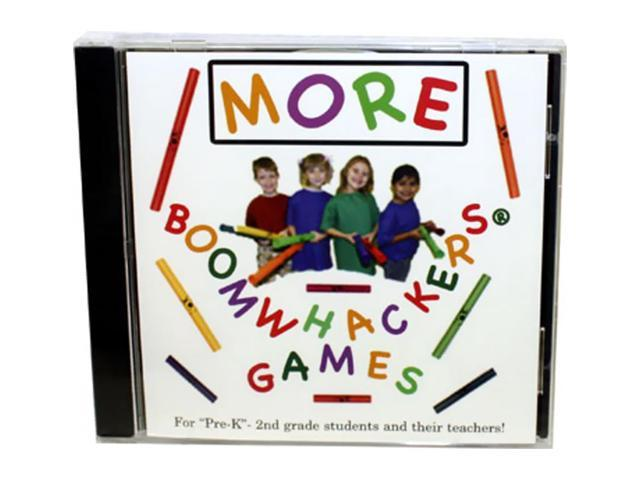 Rhythm Band More Boomwhacker Games Cd