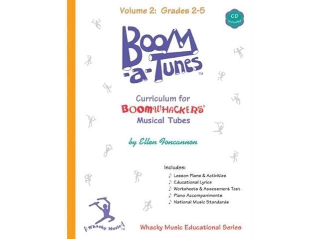 Rhythm Band Boom A Tunes Currculum Volume 2