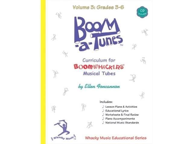 Rhythm Band Boom A Tunes Currculum Volume 3