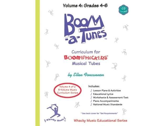 Rhythm Band Boom A Tunes Currculum Volume 4