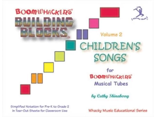 Rhythm Band Building Blocks Songs Volume 2
