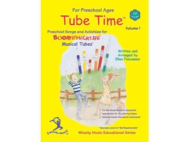 Rhythm Band Tube Time Volume 1 Cd