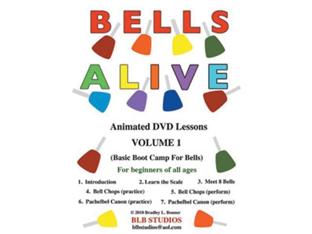 Rhythm Band Bells Alive Dvd Vol 1