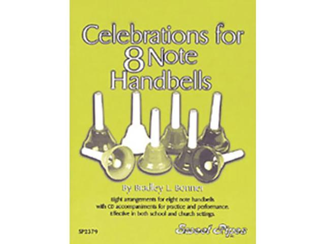 Rhythm Band Celebrations For 8 Note Handbells