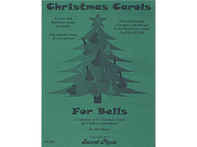 Rhythm Band Christmas Carols For Bells