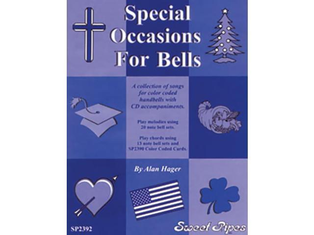 Rhythm Band Special Occasions For Bells Book And C