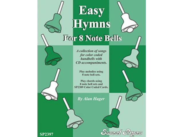 Rhythm Band Easy Hymns For 8 Note Bells