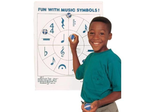 Rhythm Band Fun With Music Symbols